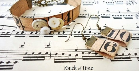 Repurposed-Tape-Measure-and-Button-Bracelets-by-Knick-of-Time