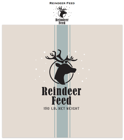 Reindeer Feed | Funky Junk's Old Sign Stencils