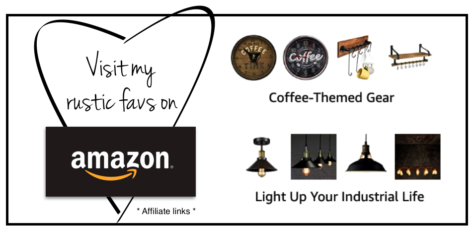 Shop Funky Junk Interiors favorite DIY and home decor picks on Amazon through our USA and Canadian stores!