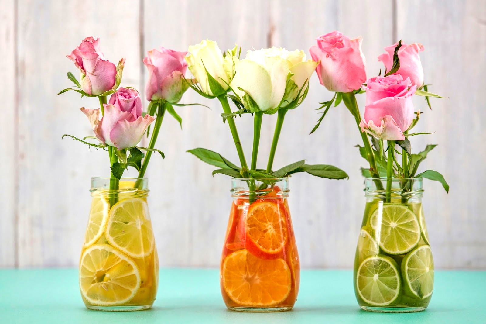 Repurposed jam jar ideas by Claire Justine, featured on Funky Junk's DIY Salvaged Junk Projects 509