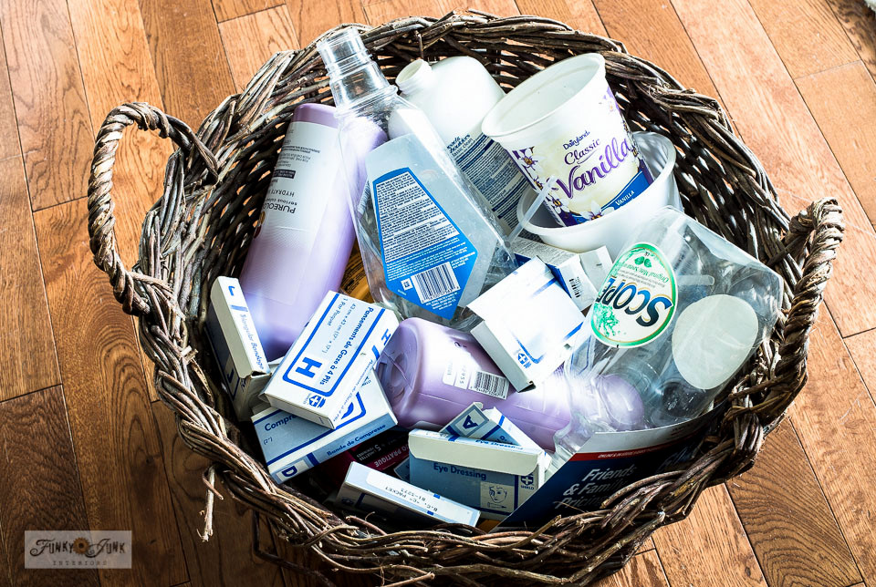 How to safely dispose of and recycle hair care products and makeup. Part of purging skin care & makeup Wk 7 #purging #cleaning #mariekondo