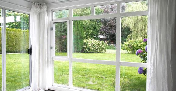 wood frame window screen