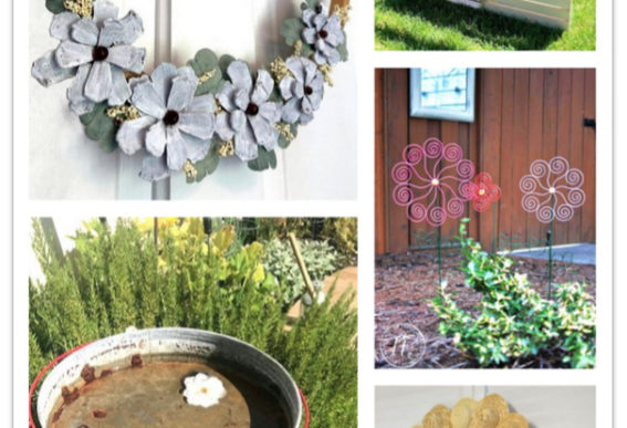 DIY Salvaged Junk Projects 537