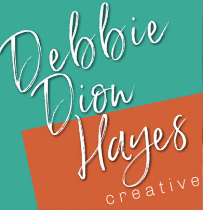 Click to follow Debbie Dion Hayes Creative on Instagram!