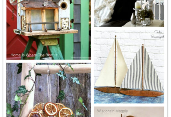 DIY Salvaged Junk Projects 539