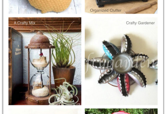 DIY Salvaged Junk Projects 543