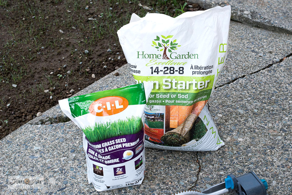 How to start a new lawn from seed using CIL Grass Seed and Lawn Starter. Click to read full tutorial.