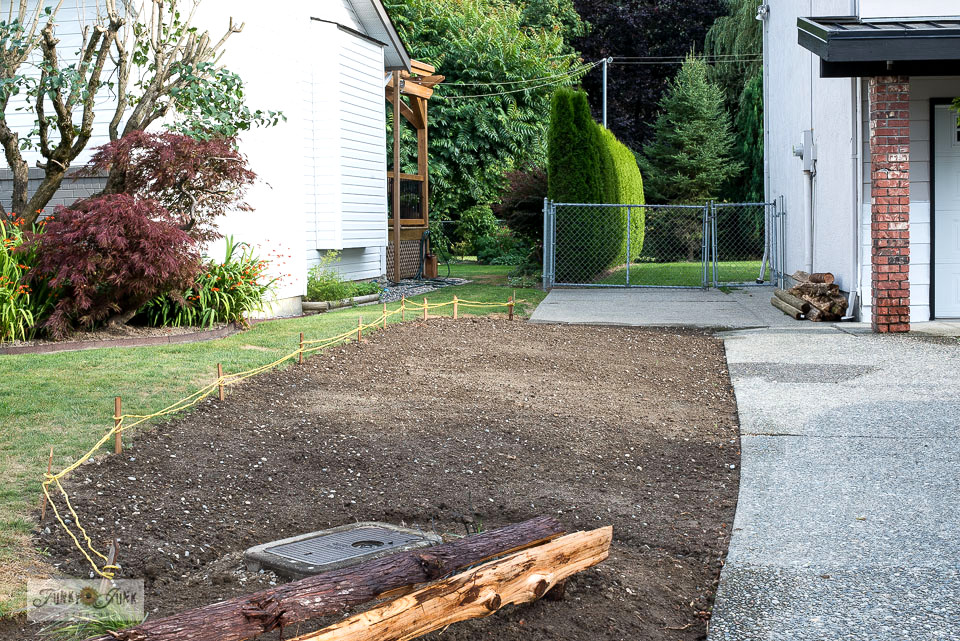 Learn how to start a new lawn from seed with epic lawn care supplies! Includes a fully adjustable water sprinkler with a B-Hyve wifi sprinkler timer with unlimited settings! Click to read full tutorial and see the gorgeous lawn growing results!