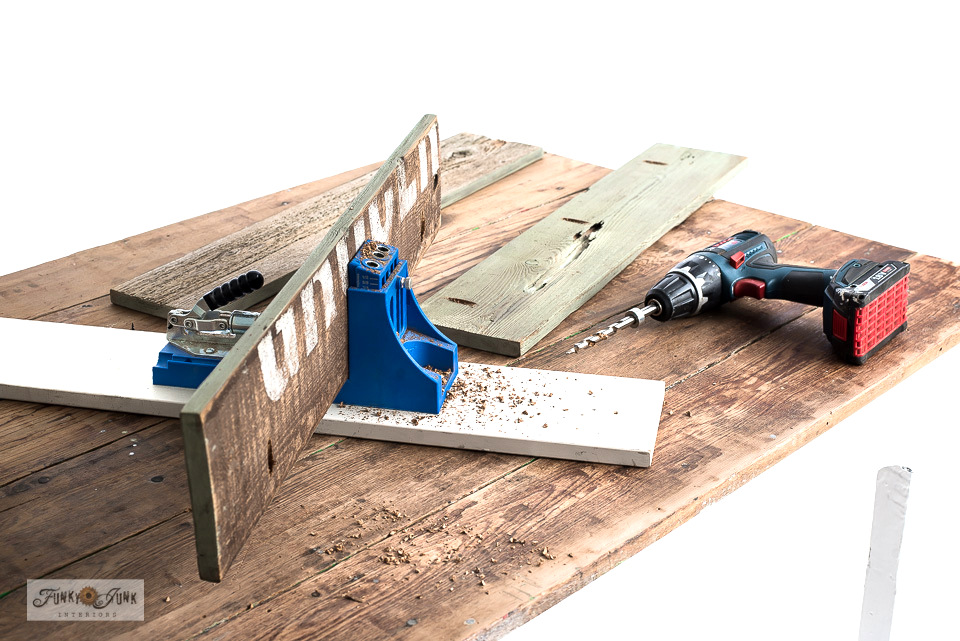 Learn how to use a pocket hole jig to build DIY projects with! Includes how to set it up, how to use, and ideas on what to make! Includes helpful video! Click to read full tutorial.