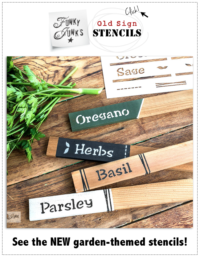 See the NEWEST stencils!