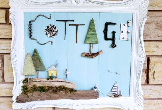 junk cottage picture