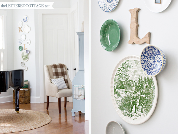 Plate_display_on_wall_via_The_Lettered_Cottage